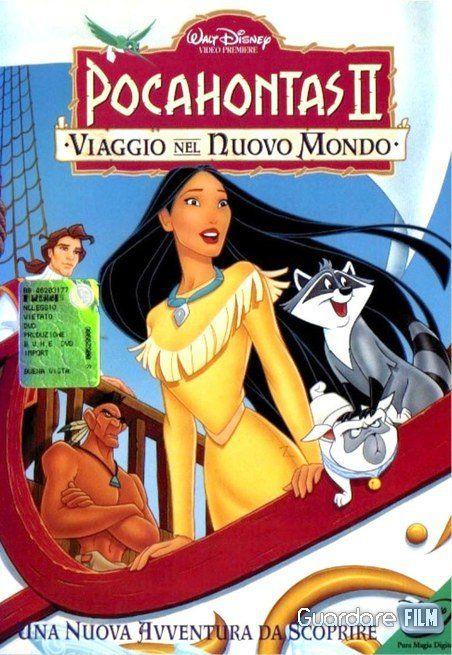 Pocahontas 2 - Viaggio nel nuovo mondo Streaming/Download (1998) HD/ITA Gratis: https://www.guardarefilm.uno/streaming-film/4721-pocahontas-2-viaggio-nel-nuovo-mondo-1998.html