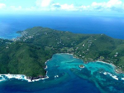 Bequia - one of my favorite islands in the  Grenadines near St.Vincent.