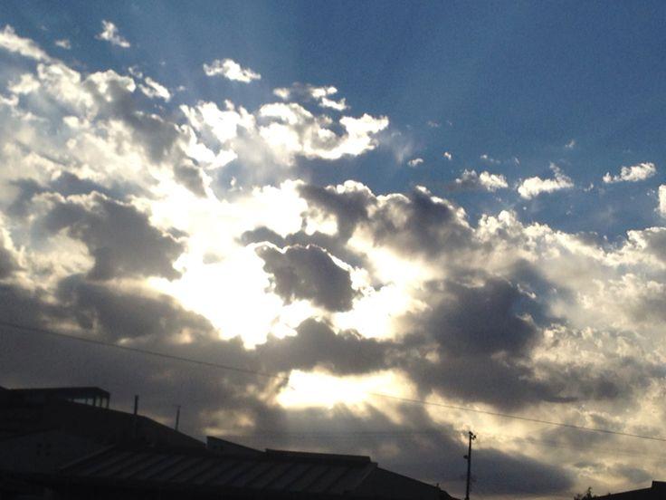 Cielo en Calama Q Bello