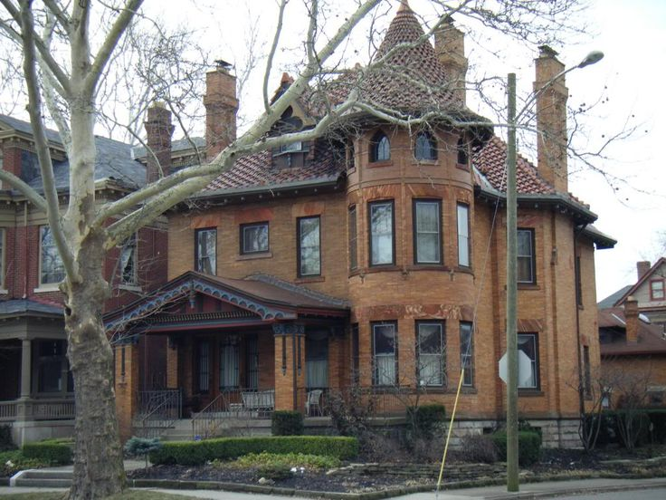 Victorian Village Columbus, Ohio: Architecture Victorian, Housese Mansions Buildings, Haunted Columbus Ohio, Metro Area, Village Columbus, Victorian Village, Dreams House, Feelings Nostalgic
