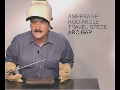 ▶ Arc Welding 2 by Steve Bleile - YouTube