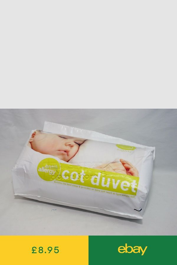 4 5 Tog Neue Anti Allergie Baby Nursery Kleinkind Junior