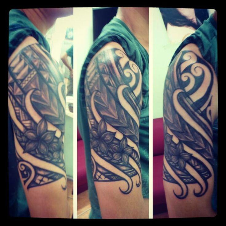 Tattoo by Fiji Tattoo in Suva City