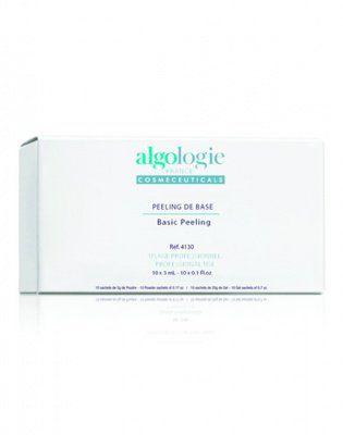 Молочно-салициловый химический пилинг  для лица базовый (для жирной кожи) 10шт *3мл Algologie (Франция) от Algologie