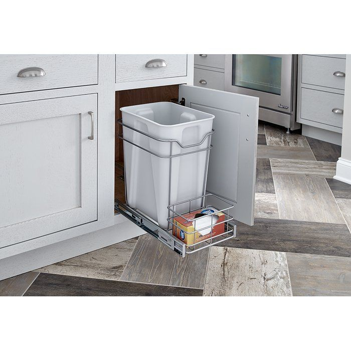 Kitchen Impressive Tilt Out Kitchen Trash Can Cabinet: 25+ Best Ideas About Trash Can Cabinet On Pinterest