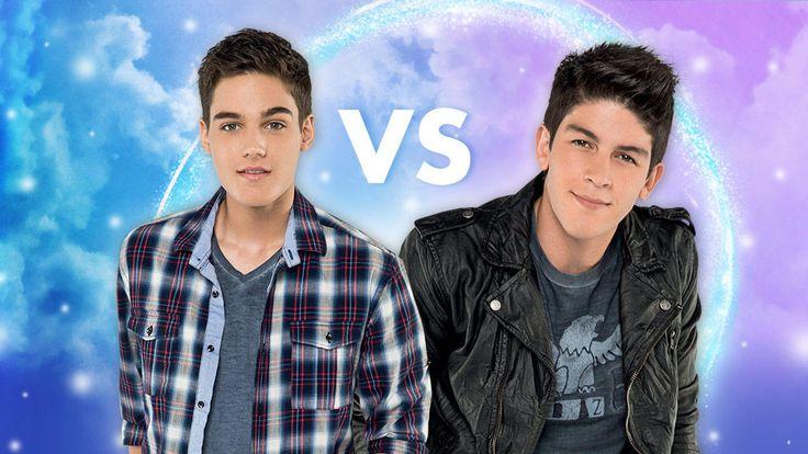 ~Every Witch Way~ Daniel (Nick Merico) vs. Jax (Rahart Adams) Who do you choose??