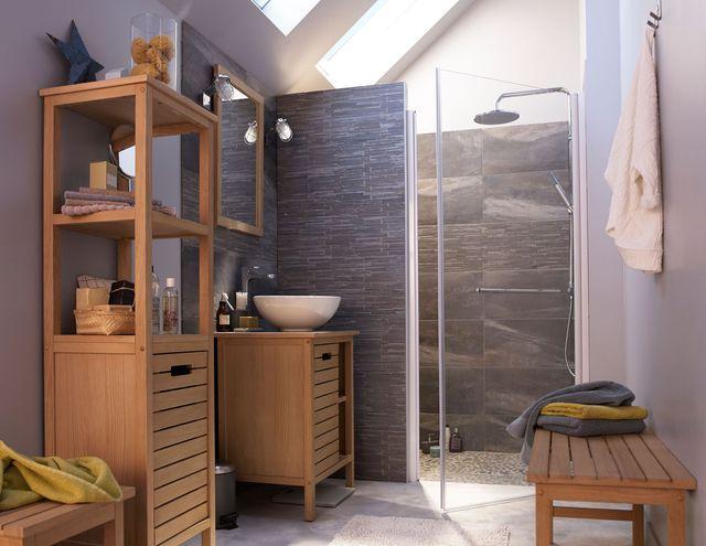 17 meilleures id es propos de salle de bains nature sur for Salle de bain nature
