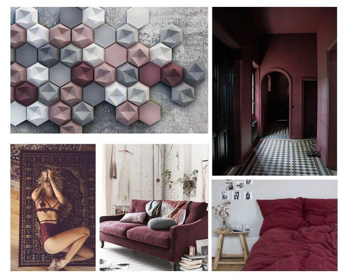 La couleur Pantone 2015 est un riche et profond bordeaux. A la fois sophistiquée et naturelle, elle a tout pour plaire !