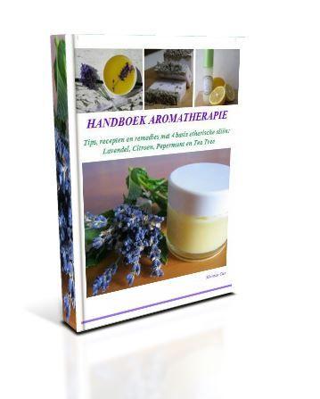 Aromatherapie recepten en informatie over etherische olie.