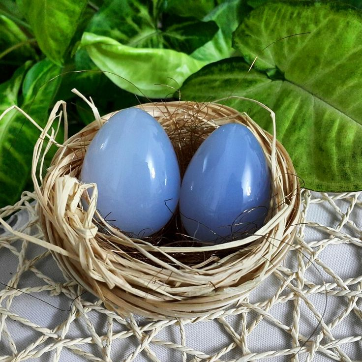 Turkish calsedony egg handmade