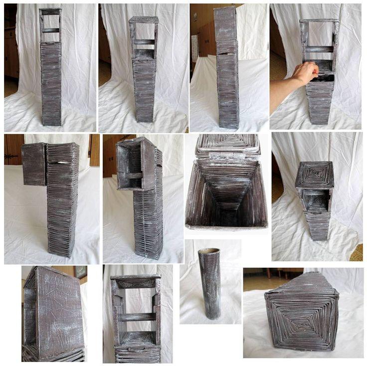 Portarotoli carta igienica tutorial ao65 regardsdefemmes - Dove mettere il porta carta igienica ...