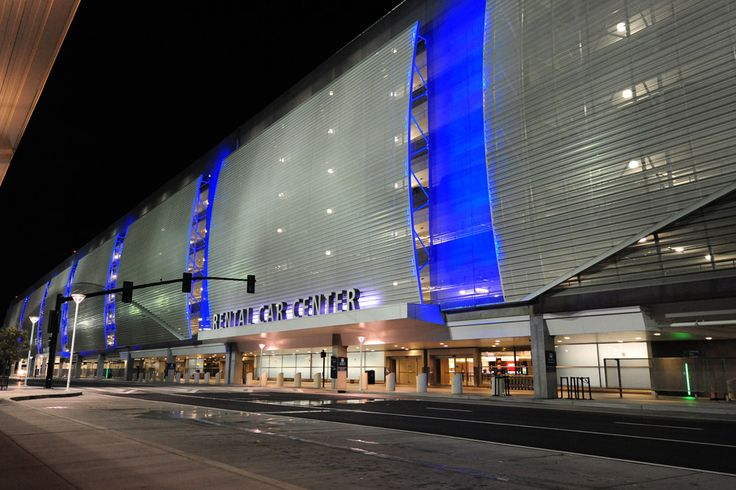 San Jose International Airport ConRAC Parking Structure