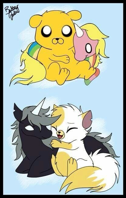 I LOVE Adventure Time!!!