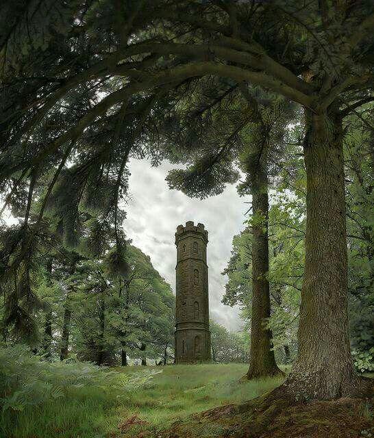 Keith's Tower, Scotland
