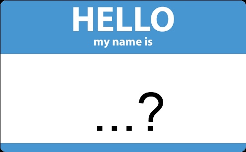 """Have you ever asked the question """"What's your name again??""""  Forgetting names is a global epidemic. Find out why here: http://blog.myelephantbrain.com/post/43753184403/whats-your-name-again"""