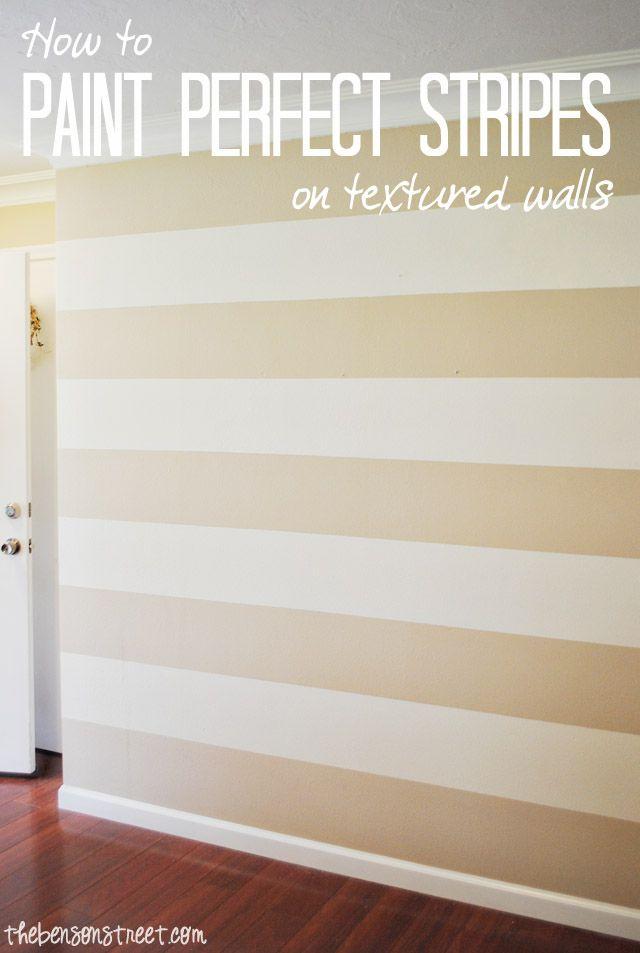 Best 25 Painting Stripes On Walls Ideas On Pinterest
