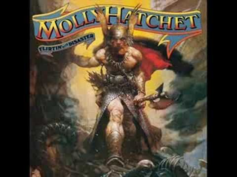 flirting with disaster molly hatchet bass cover song video album cover