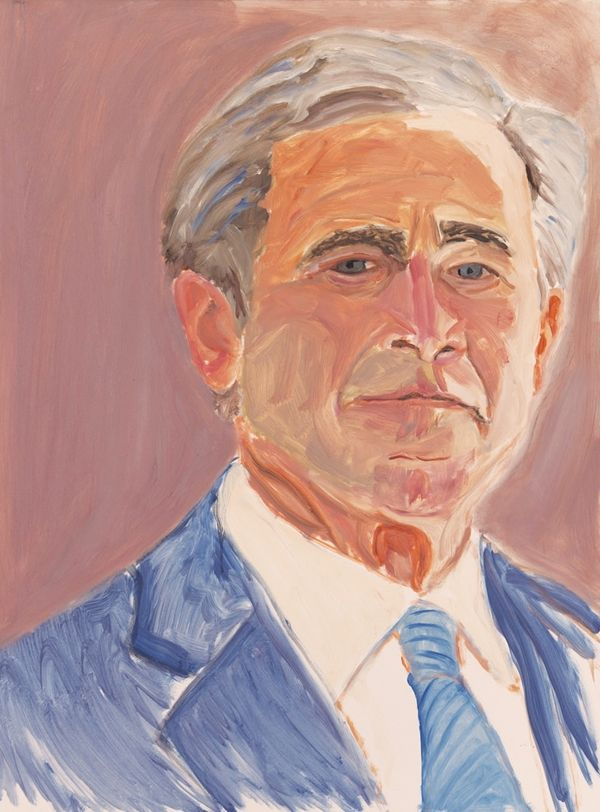 That hacker who outed George W. Bush's post-retirement pet paintings gets 4 year jail sentence