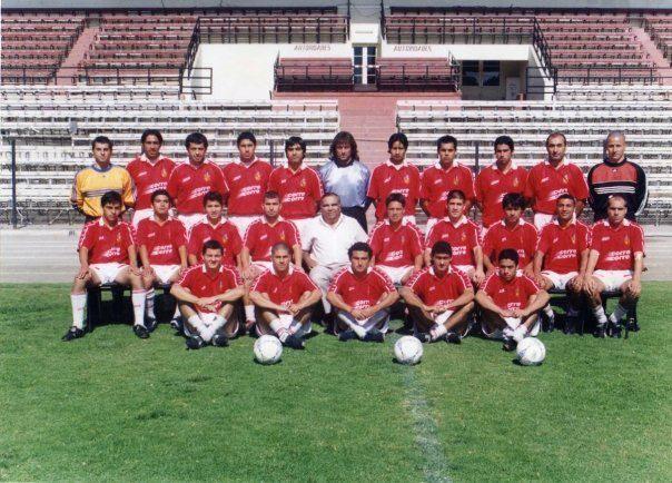 Deportes La Serena 2001.