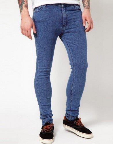Облегающие джинсы для мужчин