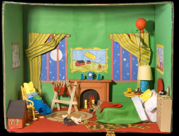 Kids Diorama With Details: 1000+ Images About Diorama On Pinterest