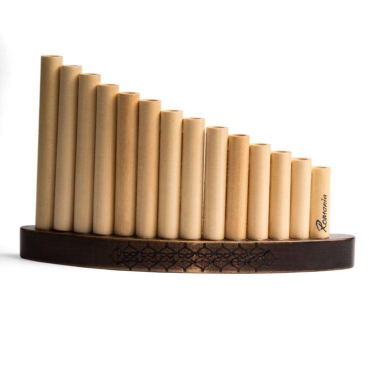 Suport din lemn pentru creioane - Nai