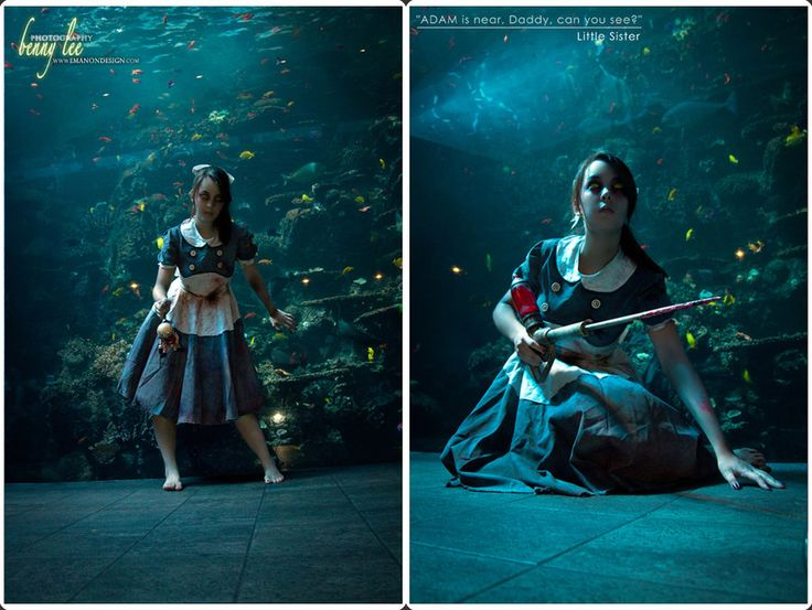 BIOSHOCK: ADAM is near, Daddy by *Benny-Lee, Cosplay & Costumes