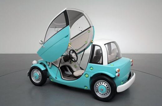 Toyota Camatte Concept by Toyota...