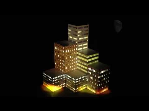 (3) 3D video projection mapping on cubes - YouTube