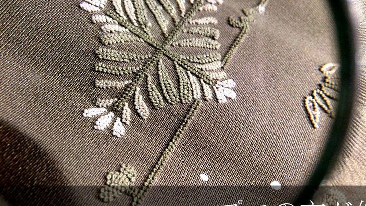 もこもこした刺繍が作れる!「相良(サガラ)刺繍」の縫い方をご紹介します。どこか懐かしく優しい立体感と味わいが可愛い!