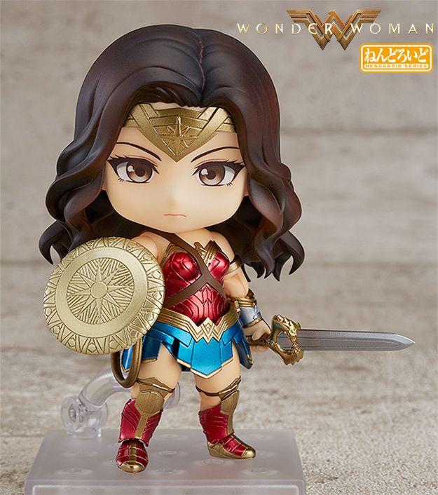 Boneca Nendoroid Mulher Maravilha: Hero's Edition (Wonder Woman Movie) « Blog de Brinquedo