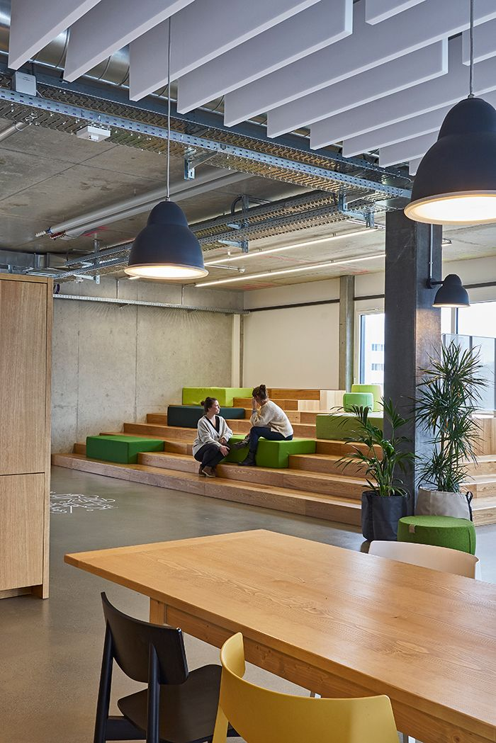 corporate office designs. office design that moves people. of workspace have been designed as a flexible space, promoting places for communal interaction and introspection. corporate designs r