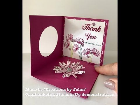 Stampin'Up demonstrator Creations by Jolan