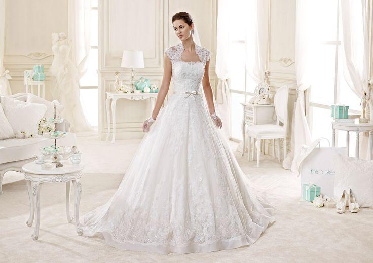 #Nicole #2015Collection  #wedding dress #nicolespose