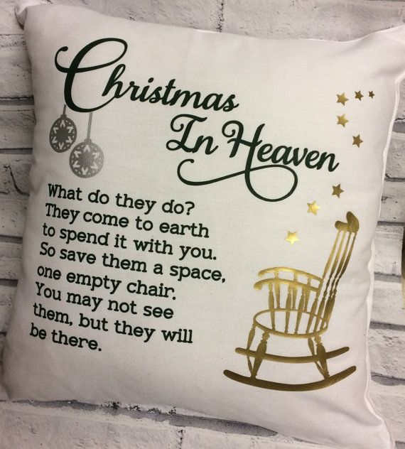 Christmas In Heaven, What Do They Do - Rememberance quote  suitable for framing, putting on cushions using HTV , mirrors etc  File formats inc SVG / SCUT4 / FCM / STUDIO