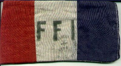 French Resistance armband