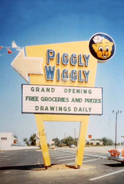 The Piggly Wiggly, stopped in to pick up a few things while on vacation, was the most friendly store I have ever been in. I still talk about it today.