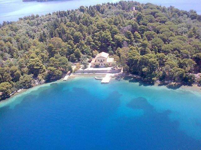Madouri, a small private paradise, is located east of Nydri on the island of Lefkada