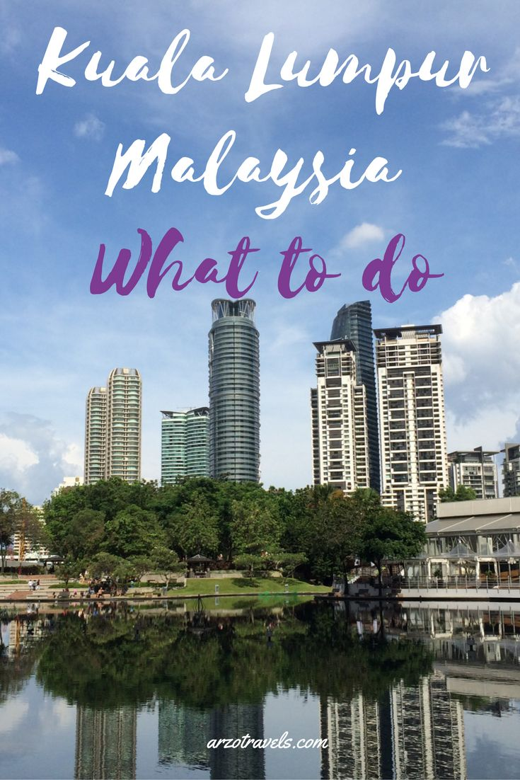 Find out what to do and what to expect in Malaysia´s capital, Kuala Lumpur.