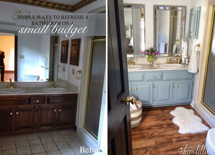Bathroom Mini Makeovers 110 best bathroom images on pinterest | bathroom ideas, room and