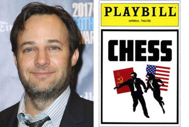 Danny Strong Revises Tim Rice, Abba's 'Chess' Musical For Kennedy Center Outing