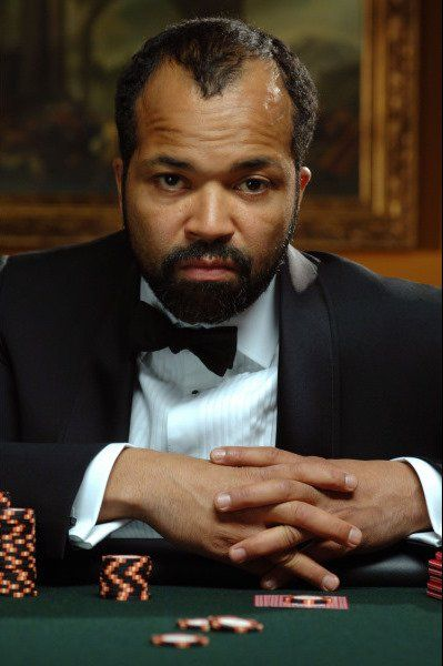 Felix Leiter (Jeffrey Wright)  Casino Royale