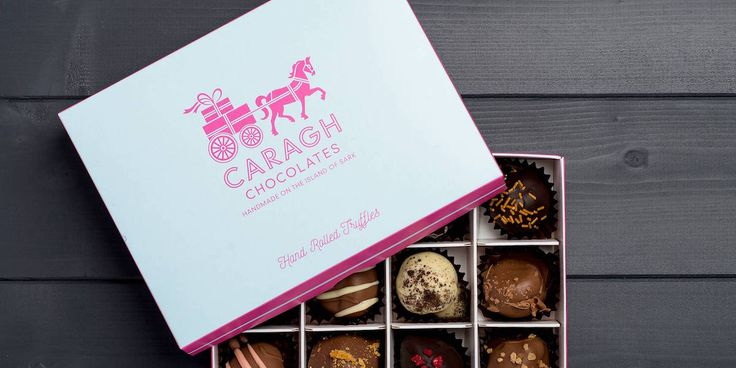 Caragh Chocolate is an actual life island story. For over 20 years Caragh Candies has been based mostly on Sark the smallest of the Channel Islands. Sark is a quaint and enchanting placeno automobiles are allowed so individuals primarily journey by bike and even horse and carriage. Distil Studio has designed the packaging for Caragh Goodies celebrating the island of Sark the place these delectable treats are  Click to read full post   Read More Packaging & Articles at TheDieline.com…
