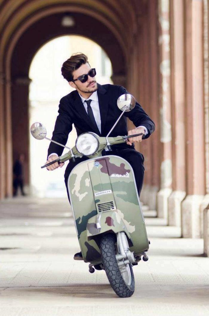 Good La vespa lectrique le meilleur moyen de transportation dans la ville Archzine fr