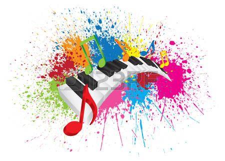 17 meilleures id es propos de touches de piano sur for Tableau noir et blanc avec touche de couleur