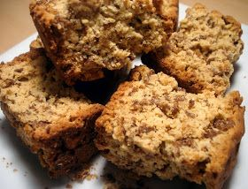 Creative Cooking with Muriel: All Bran Flakes Rusks
