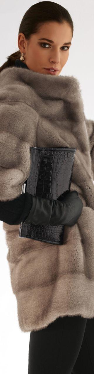 Mink Coat via: