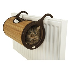 Jolly Moggy Bamboo Radiator Bed Soft Cat Beds for Sale.  2 to purchase.