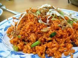 Resep Untuk Membuat Nasi Goreng Jawa Yang Enak,- Nasi goreng spesial sangat digemari di Indonesia, selain itu itu bisa dijadikan lahan bisnis dengan berjualan nasi goreng spesial. Mungkin bagi bunda akan membuat nasi goreng spesial di rumah, tepat...