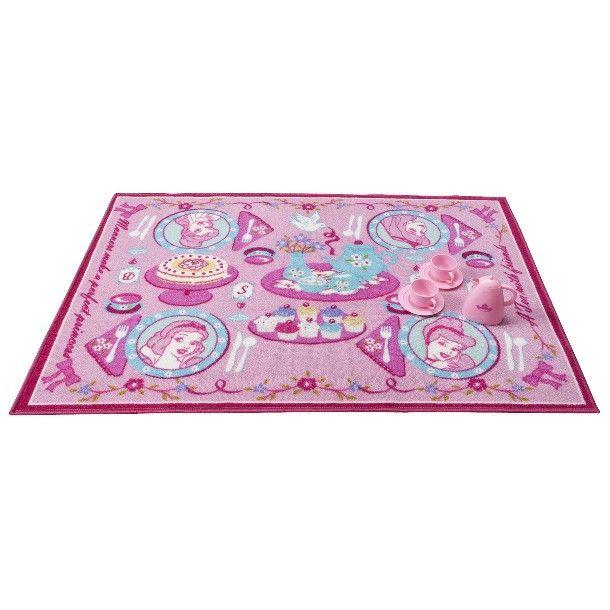 Disney Princess Game Rug For Play Room Disney Princess